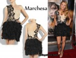 New On Net-A-Porter Today - Blake Lively's Marchesa Dress