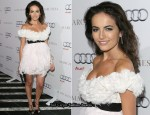 Runway To Red Carpet Fashion Celebrating Oscar Week - Camilla Belle In Marchesa