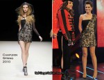 """Runway To """"Sports Relief"""" - Cheryl Cole In Chapurin"""