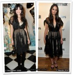 Who Wore Christian Dior Better? Daisy Lowe or Jordana Brewster