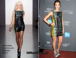 2010 Tribeca Film Festival Party - Jessica Alba In Proenza Schouler