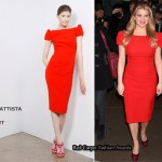 "Runway To ""Good Morning America"" - Jessica Simpson In Giambattista Valli"