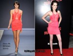 """The Runaways"" LA Premiere Red Carpet - Kristen Stewart In Doo.Ri"