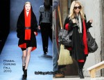 Runway To Sidewalk - Mary-Kate Olsen In Prabal Gurung