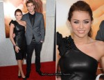 'The Last Song' LA Premiere - Miley Cyrus In Thomas Wylde