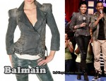 In Monica's Closet - Balmain Denim Jacket