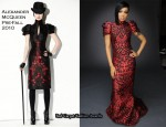 """Runway To """"Everything to Me"""" Music Video - Monica In Alexander McQueen"""