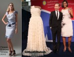 Michelle Obama Wears Prabal Gurung