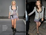 Runway To RAAD Grey Goose Party - Natalie Portman In Isabel Marant