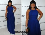 2010 Elton John AIDS Foundation Oscar Party - Jennifer Hudson In Michael Kors