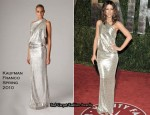 Runway To 2010 Vanity Fair Oscar Party - Kate Beckinsale In Kaufman Franco