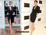 Victoria Beckham Launches Dress Collection In Russia