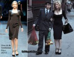 Runway To Fall 2010 Ad Campaign Shoot - Madonna In Dolce & Gabbana