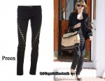 In Kylie Minogue's Closet - Preen Twisted Pants