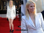 """Iron Man 2"" LA Premiere - Gwyneth Paltrow In Giorgio Armani"
