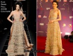 2010 Hong Kong Film Awards – Shu Qi In Elie Saab Couture