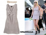 In Kate Bosworth's Closet - Topshop Knitted Crochet Dress