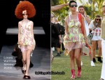 Coachella Music Festival - Katy Perry In Louis Vuitton
