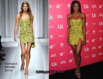 Us Weekly Hot Hollywood Style Issue Event – Ciara In Versace