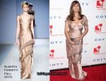 DKMS' 4th Annual Gala: Linked Against Leukemia - Eva Mendes In Alberta Ferretti