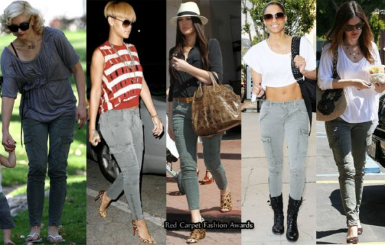 How to Wear the Cargo Pants Trend, and Look Cute | InStyle.com