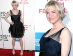 """My Own Love Song"" New York Premiere - Renee Zellweger In Vera Wang"