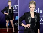 'Letters to Juliet' New York Premiere - Amanda Seyfried In Viktor & Rolf