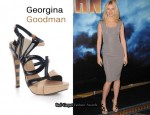 In Gwyneth Paltrow's Closet - Georgina Goodman Leon Love Sandals