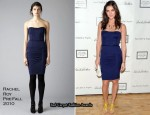 2010 Tribeca Ball – Hilary Rhoda In Rachel Roy