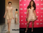 Us Weekly Hot Hollywood Style Issue Event - Jennifer Lopez In Georges Chakra Couture