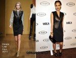Tod's Beverly Hills Boutique Opening – Jessica Alba In Derek Lam