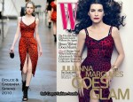 Julianna Margulies For W Magazine