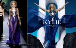 "Runway To ""Aphrodite"" Album Cover - Kylie Minogue In Jean Paul Gaultier Couture"