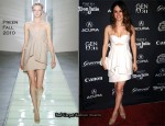 """Waiting for Forever"" New York Screening - Rachel Bilson In Preen"