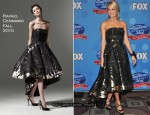 "American Idol's ""Idol Gives Back"" - Carrie Underwood In Rafael Cennamo"