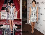 Tod's Beverly Hills Boutique Opening – Camilla Belle In Jason Wu