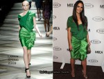 Tod's Beverly Hills Boutique Opening – Jordana Brewster In Lanvin
