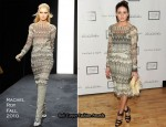 2010 Tribeca Ball - Olivia Palermo In Rachel Roy