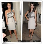 Who Wore Karen Millen Better? Kerry Katona or Faryl Smith