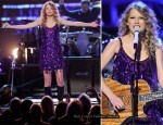Brooks & Dunn The Last Rodeo Show - Taylor Swift In Jenny Packham