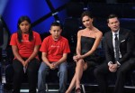 "American Idol's ""Idol Gives Back"" – Victoria Beckham In Victoria Beckham Collection"