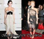 Best Dressed Of The Week - Camilla Belle In YSL & Hilary Duff In Vera Wang