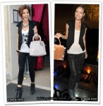 Who Wore Helmut Lang Better? Cheryl Cole or Olivia Wilde