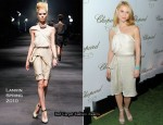 Chopard Celebrates 150 Years Of Excellence - Claire Danes In Lanvin