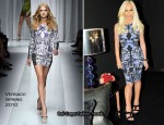 Versace Home Collection Launch - Donatella Versace In Versace