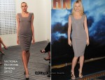 """Iron Man 2"" LA Photocall - Gwyneth Paltrow In Victoria Beckham Collection"