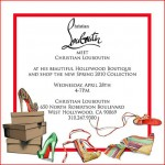 Meet Christian Louboutin
