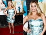 Good Housekeeping 125th Anniversary Party - Jessica Simpson In Matthew Williamson