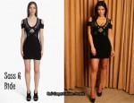 In Kim Kardashian's Closet - Sass & Bide Heart Breaker Dress
