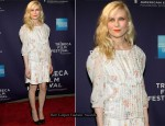 """Between the Lines"" New York Premiere - Kirsten Dunst In Nina Ricci"